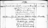 Skeda parish birth record 1798
